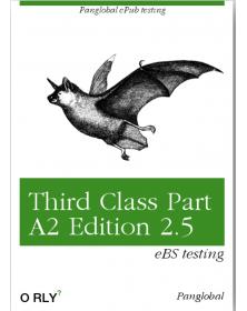 TEST_Third Class Part A2 Edition 2.5