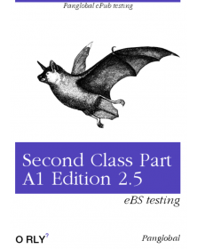TEST Second Class Part A1 Edition 2.5